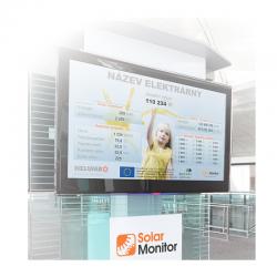 Vaše elektrárna na LCD